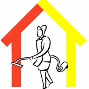 Coconut House Cleaners Logo