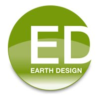 Earth Design Synthetic turf Logo