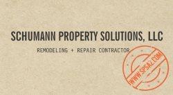 Schumann Property Solution LLC Logo
