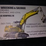 A-1 Wrecking & Salvage Cover Photo