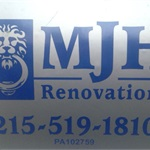 MJH Renovations Cover Photo