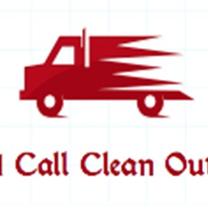 1 Call Clean Out Logo