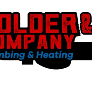 Solder And Company Plumbing And Heating Logo