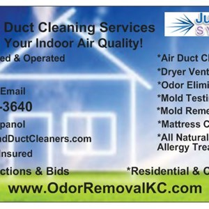 Diamond Duct Cleaning Services Logo