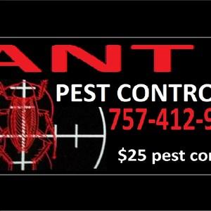 ant control llc Logo