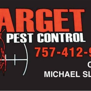 Target Pest Control LLC Logo