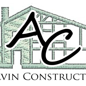 Ahlvin Construction Logo