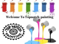 Top Notch Painting and Home Repair,LLC Logo