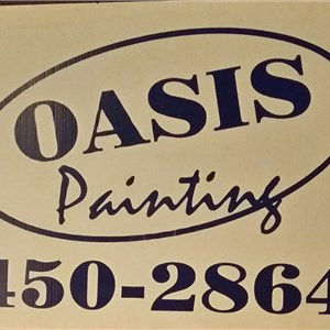 Oasis Painting Inc. Logo
