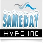 SAMEDAY HVAC Logo