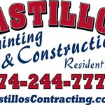 Castillos Painting & Construction Logo