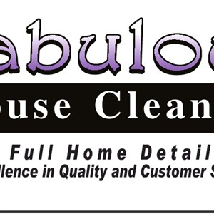 Fabulous House Cleaning Logo