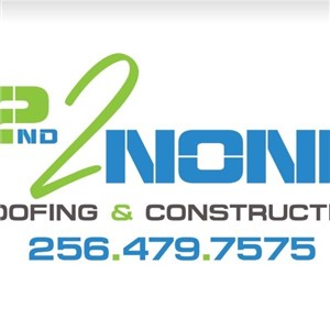 2nd 2 None Roofing and Construction Logo