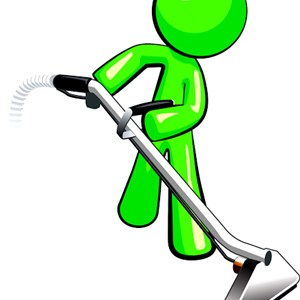 695 Carpet Cleaner Inc. Logo