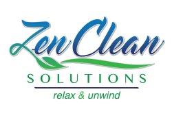 Zen Cleaning Solutions Logo