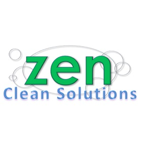 Zen Cleaning Solutions Logo