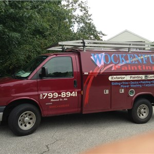 Wockenfuss Exterior Painting Logo