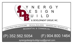 Synergy Design-build & Development Group, Inc. Logo
