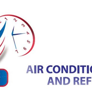 24 HR AIR Service Logo