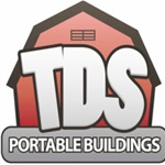 Tds Portable Buildings Logo
