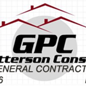 Greg Patterson Construction Logo