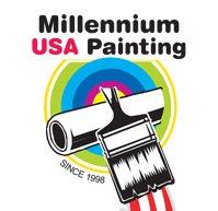 Millennium Usa Painting, LLC Logo