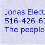 Jonas Electric Inc Logo