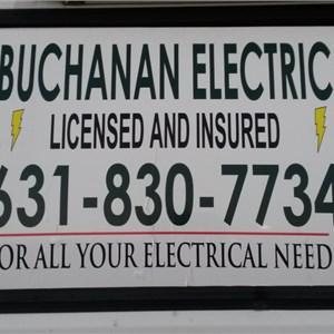 Buchanan Electric Logo