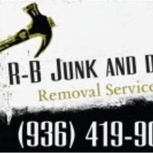 R B Junk And Debris Logo