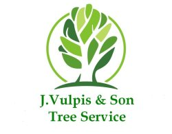 Jvulpis & Son Tree Service Logo