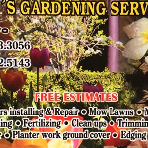 Jazminsgardeningservicesllc.com Cover Photo
