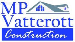 M P Vatterott Construction Logo