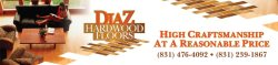 Diaz Hardwood Floors Logo