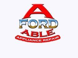 A-Ford-able Appliance Repair Logo