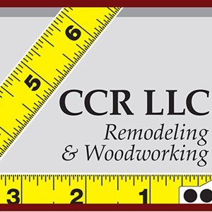 CCR LLC Remodeling & Woodworking Logo