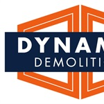 Dynamic Demolition LLC Logo