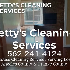 Lettys Cleaning Services Logo