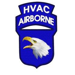 Airborne Heating & Air Conditioning Logo