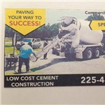 Low Cost Cement Construction LLC Cover Photo
