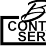 Best Container Service Logo