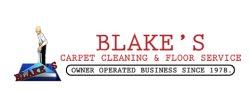 Blakes Carpet Cleaning & Flooring Service Logo