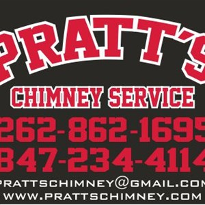 Pratts Chimney Service Inc. Logo