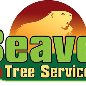 Beaver Tree Service Logo