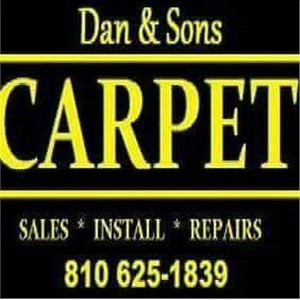 Dan & Sons Carpet Logo