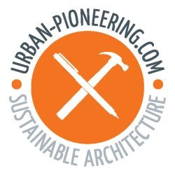 Urban Pioneering Architecture Logo
