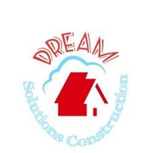 Dream Solutions Construction Logo