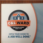 C & L Ward Bros Logo
