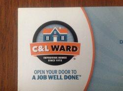 C & L Ward Bros Logo