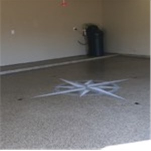 Longhorn Epoxy Floors Logo