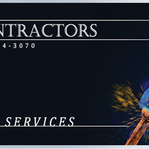 General Contracting License Company Logo